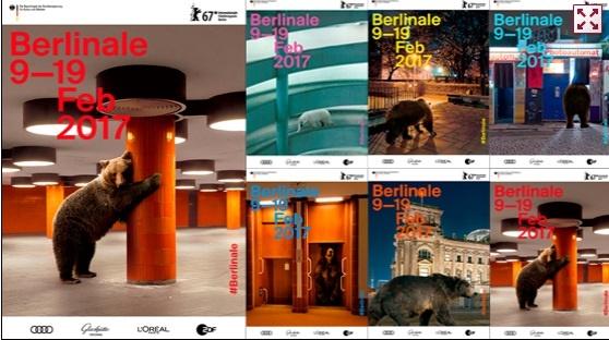 پوستر جشنواره فیلم برلین رونمایی شد | عکس