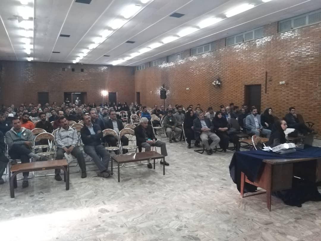 چهار کارگاه آموزشی ارتوپدی برای پاکبانان شهرداری برگزار شد