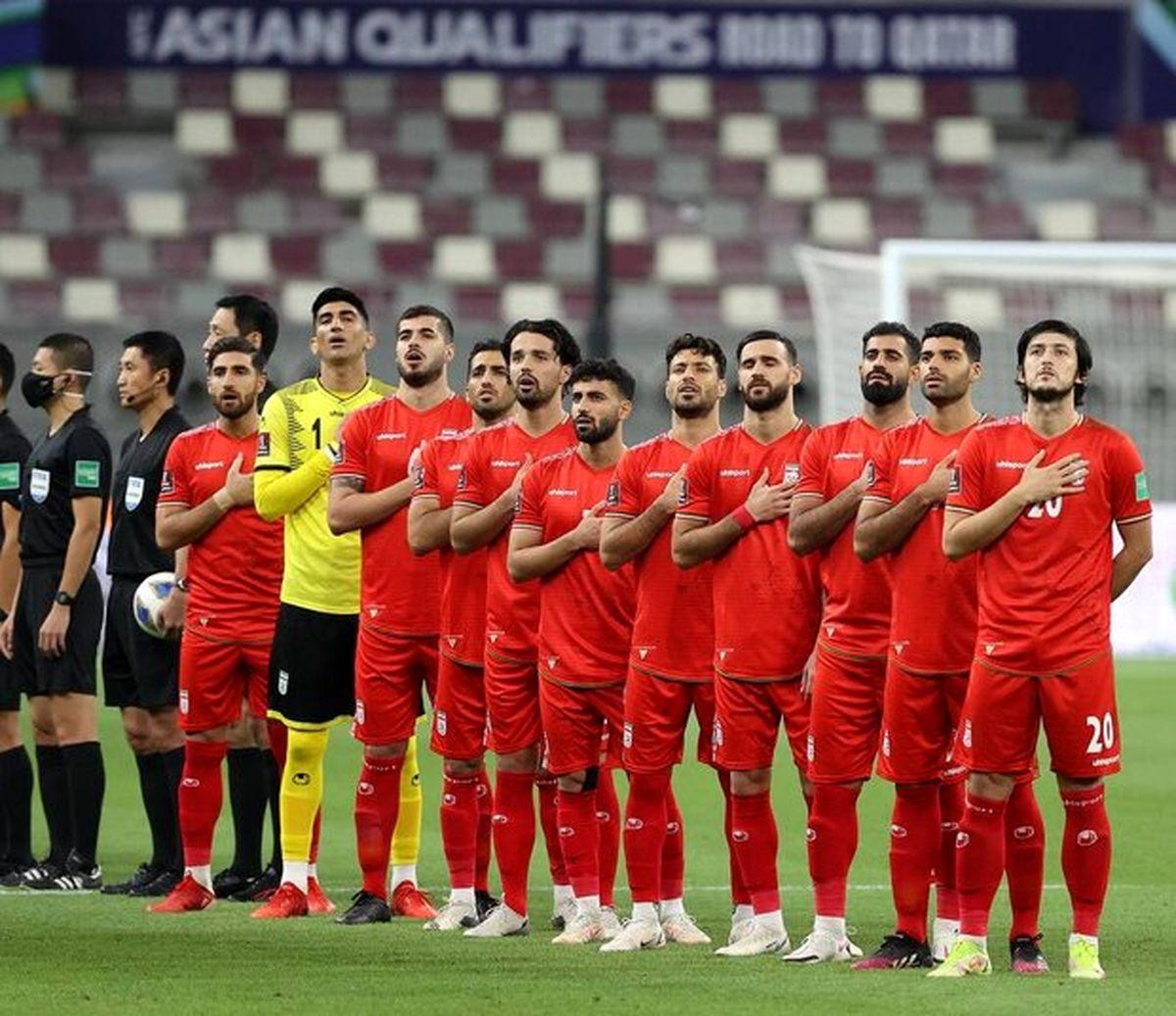 نگاهی به ترکیب احتمالی تیم ملی فوتبال ایران برابرامارات