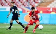 رد پیشنهاد تیم پرتغالی توسط هافبک پرسپولیس