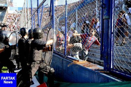 نگاهی به خشونت در فوتبال آرژانتین