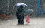 خطر وقوع سیلاب و رانش زمین در گیلان