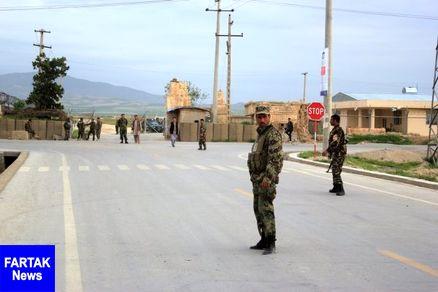 انفجار در مقابل ساختمان تلویزیون افغانستان در ولایت هلمند