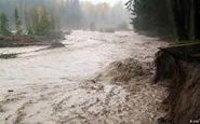 سیلاب در 24 ساعت گذشته جان 4 تن را گرفت