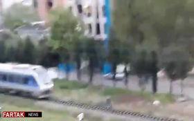 اقدام به خودکشی یک زن در ساری! + فیلم