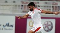  محمدی در ترکیب العربی مقابل السد
