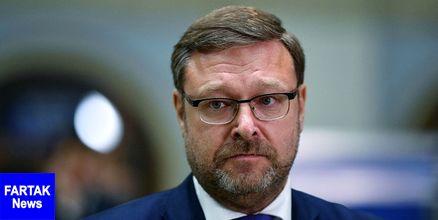 سناتور ارشد روس: اقدامات آمریکا در تنگه هرمز تنشها را افزایش میدهد