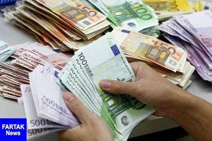 نرخ رسمی پوند و یورو افزایش یافت / دلار ثابت ماند