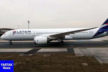 فرود اضطراری هواپیمای حجاج گلستانی در فرودگاه امام (ره)