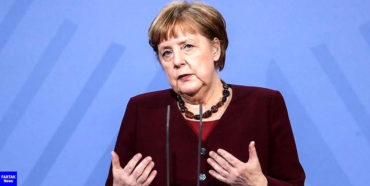 صدر اعظم آلمان خواستار گفتوگو با طالبان شد