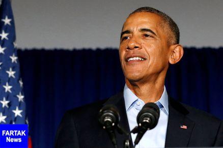 """اوباما از مردم کانادا خواست بار دیگر به """"ترودو"""" رای بدهند"""