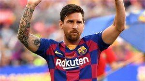 رسمی: مسی، غایب بزرگ بارسلونا در اولین بازی