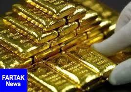 قیمت جهانی طلا امروز ۱۳۹۸/۰۸/۱۸