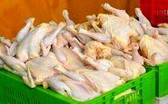 مرغ حدود ۲ تا ۳ هزارتومان ارزان شد
