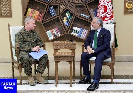سفر غیرمنتظره فرمانده ستاد مرکزی ارتش آمریکا به افغانستان