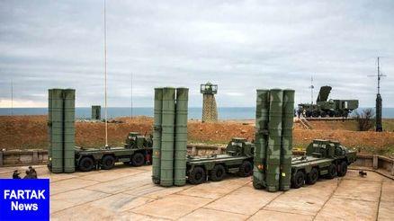 مذاکرات ترکیه و روسیه درباره تولید مشترک تجهیزات سامانه اس - ۴۰۰