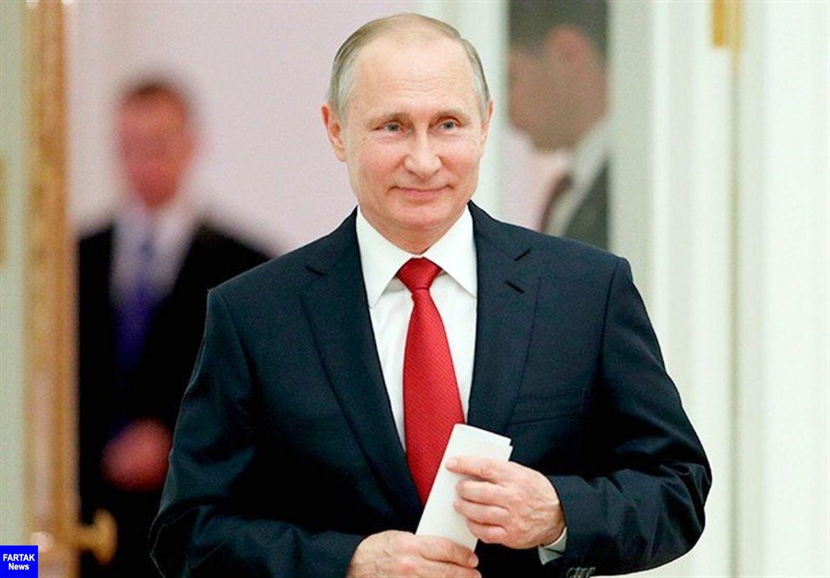 پوتین: آمریکا نمیخواهد شاهد توسعه روسیه باشد