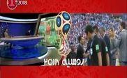 اهدای مدال علیرضا فغانی و تیمش در جام جهانی