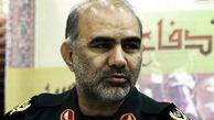 فرمانده حفاظت سپاه پاسداران انقلاب اسلامی:  مردم در برابر همه توطئه ها سربلند شدند