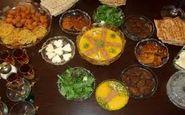 غذاهای مخصوص ماه رمضان کدام است