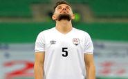 بازیکن کرونایی عراق مقابل ایران