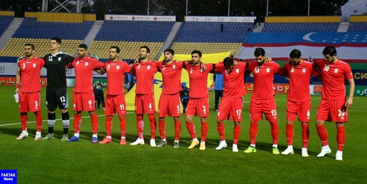 زمان و محل برگزاری دیدارهای ایران در انتخابی جام جهانی مشخص شد