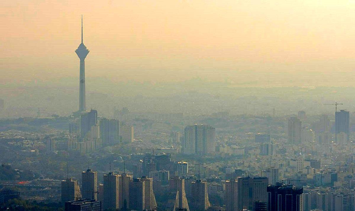 هوای پایتخت در محدوده قابل قبول