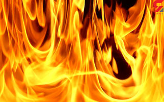 فیلم/  آتشسوزی در یک بازار بزرگ کالا واقع در مشیریه