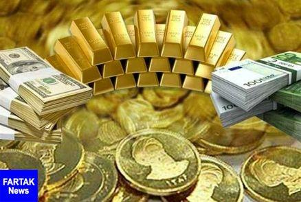 قیمت طلا، قیمت دلار، قیمت سکه و قیمت ارز امروز ۹۸/۰۱/۲۶