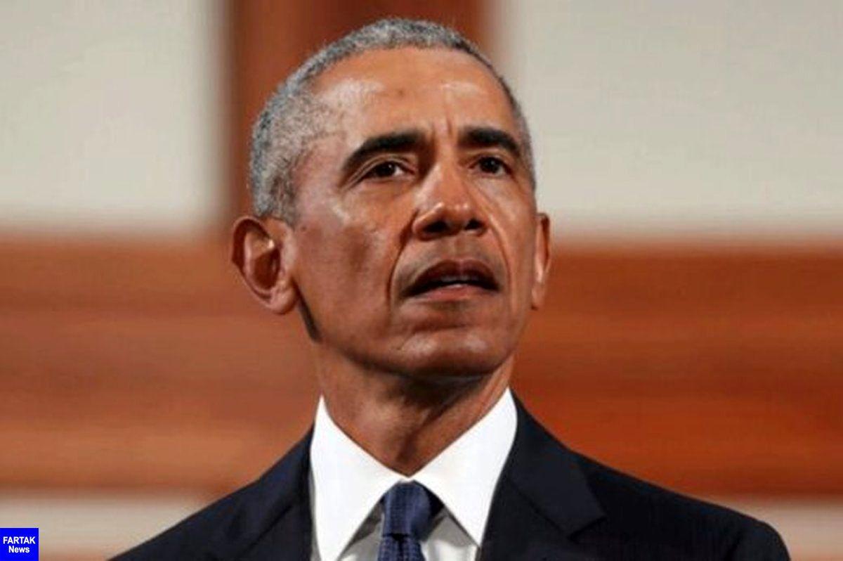 اوباما نتیجه انتخابات را نشان دهنده فضای دوقطبی آمریکا دانست