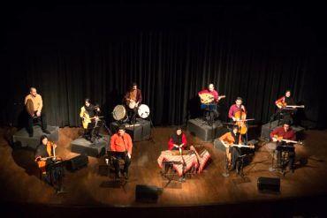 کنسرت گروه «بانگ نو» برگزار میشود