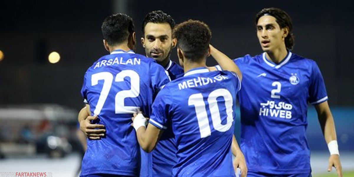 در آستانه شروع لیگ؛ مجیدی مدافع استقلال را در فهرست مازاد قرار داد