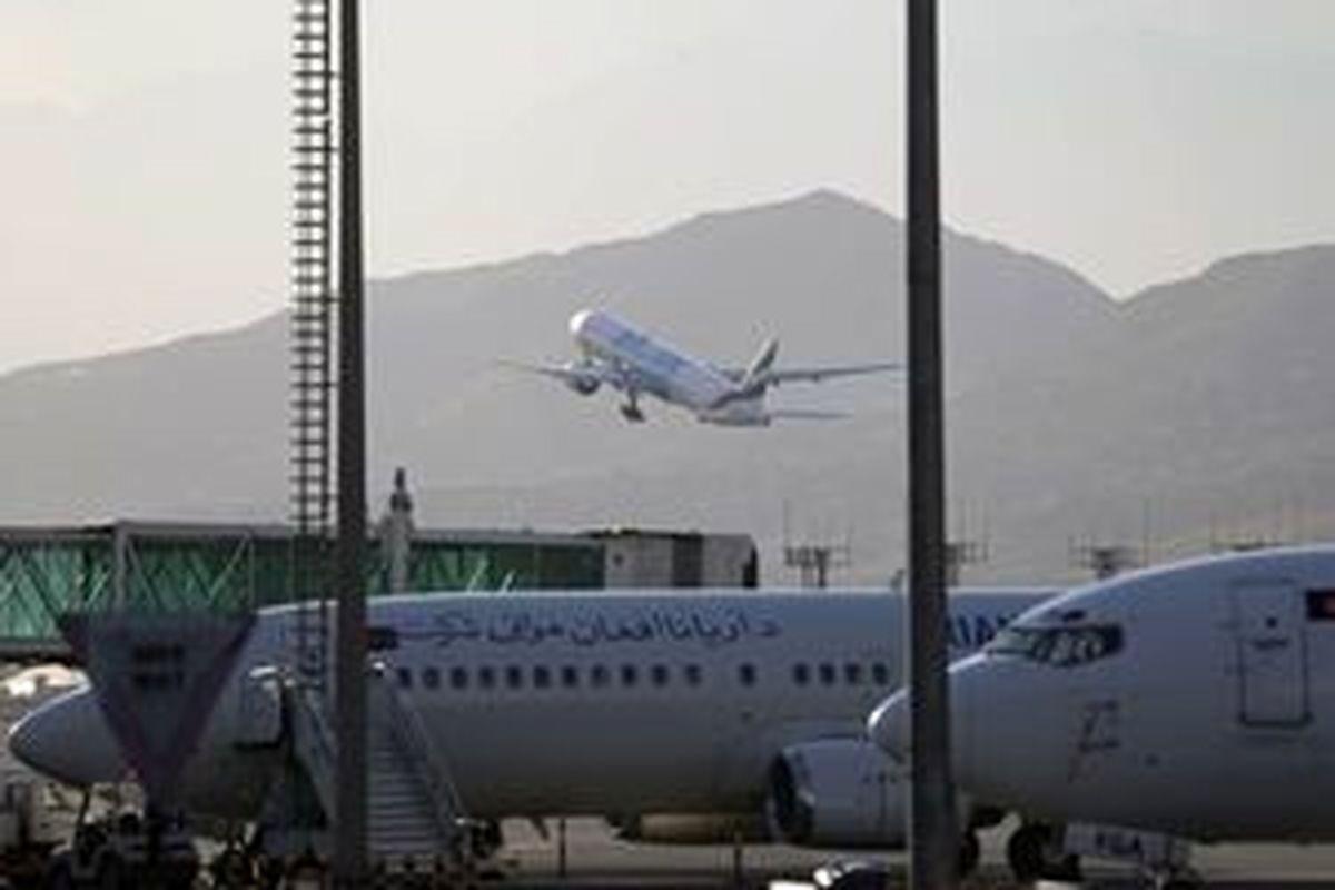 فرودگاه کابل تا ۳ روز آینده آماده پروازها است