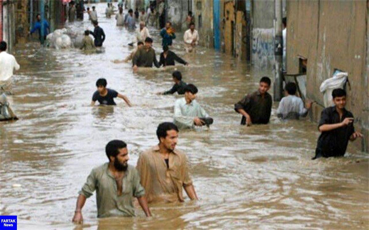 لاریجانی: سیل جنوب سیستان و بلوچستان تلفات جانی نداشته است