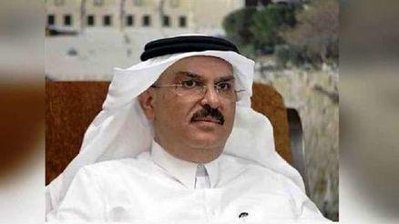 سنگ باران خودرو سفیر قطر در نوار غزه