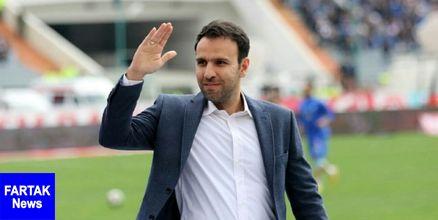 محسن خلیلی: ما در هر بازی برای گرفتن سه امتیاز به میدان میرویم