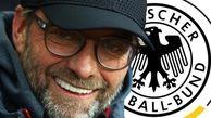 کلوپ علاقهمند به سرمربیگری تیم ملی آلمان است