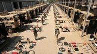 گروهی جدید حمله به اردوگاه التاجی عراق را بر عهده گرفت