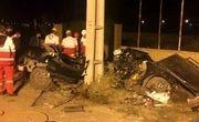 ۵ فوتی در تصادف رانندگی محور اردبیل ـ نمین