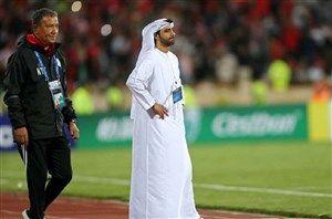 سرمربی الجزیره ُ پرسولیسی را متهم به اتلاف وقت کرد