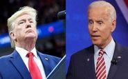 ترامپ: از جو بایدن تست اعتیاد بگیرید