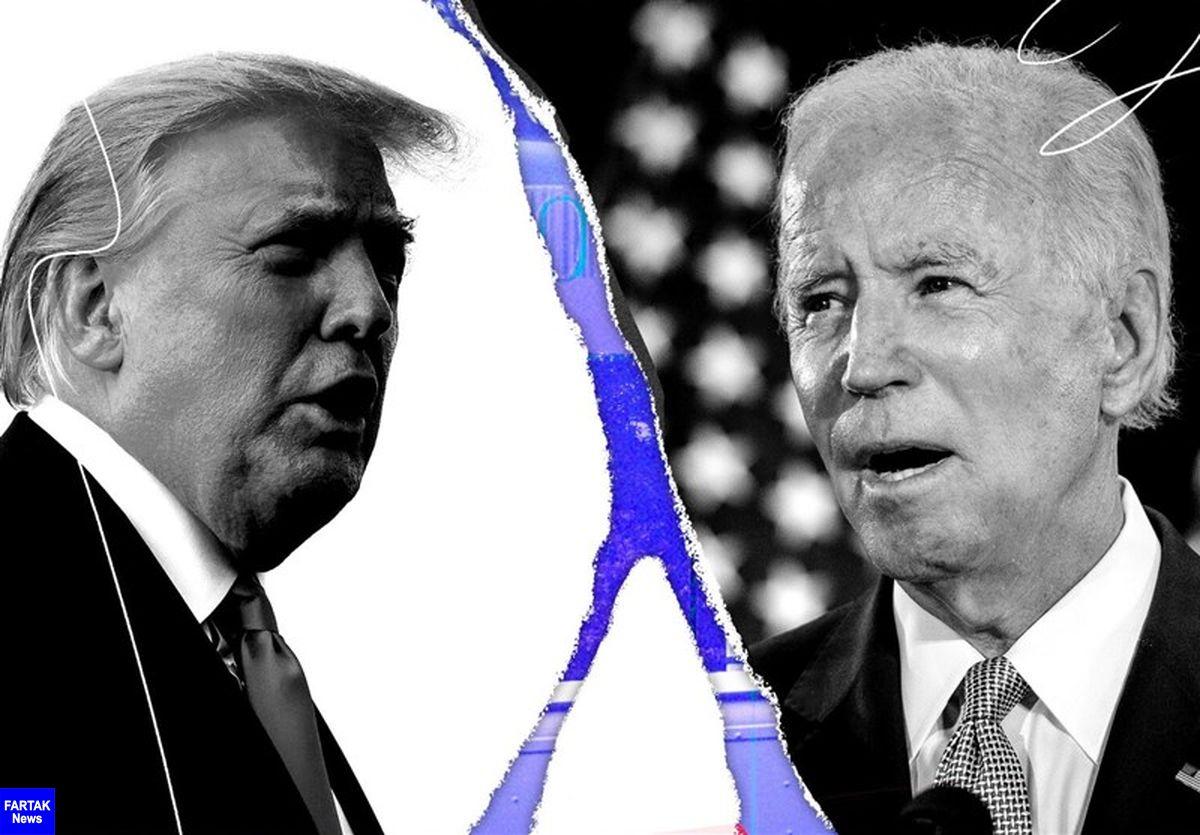 سه شنبه، اولین مناظره انتخاباتی ترامپ و بایدن