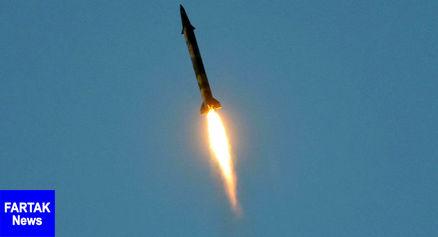انصارالله پایگاه نظامی سعودیها در خاک عربستان را با موشک بالستیک هدف گرفت