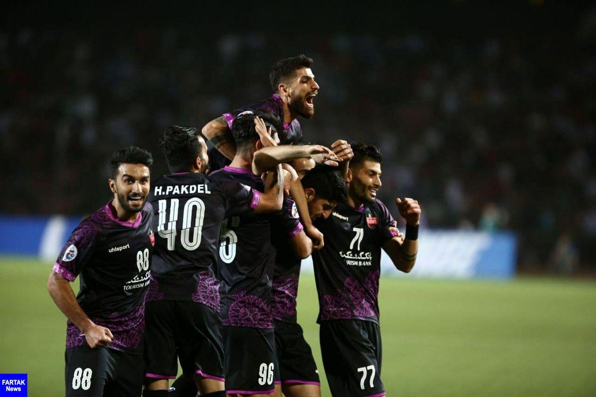 پرسپولیس، پیروزترین تیم ایران در آسیا