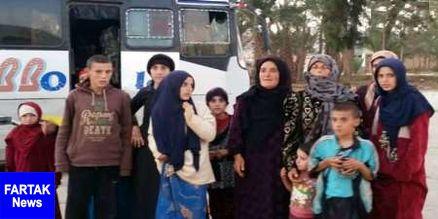 ارتش سوریه 19 شهروند را از دست داعش آزاد کرد