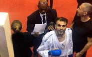 صعود عسگری به دیدار نهایی در روز نخست لیگ جهانی کاراته