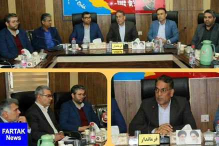 فرماندار گناوه:پروژه ناقص افتتاح نمیکنیم