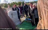 اتفاقی عجیب در یک مراسم خاکسپاری؛ مردهای که با عزاداران حرف زد