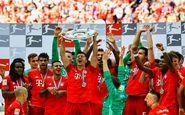 قهرمانی بایرن مونیخ در جام حذفی