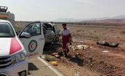واژگونی خودروی پارس در محور آرادان-سرخه یک کشته برجای گذاشت